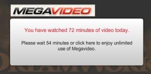 Megavideo cerrada por el FBI 02