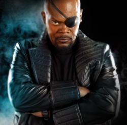 Samuel Jackson Nick Fury
