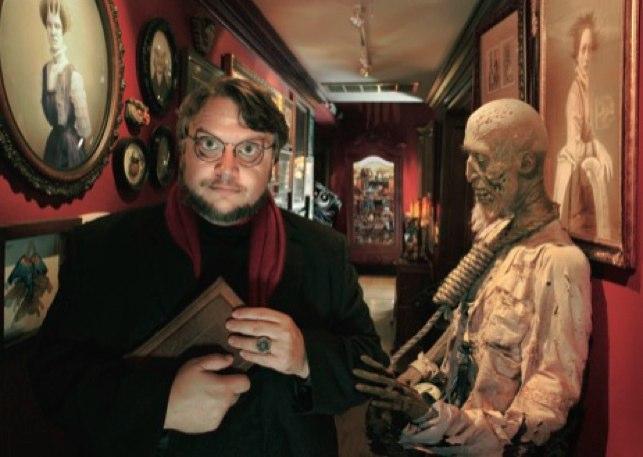 Guillermo del Toro terror