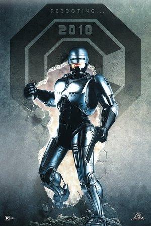 Robocop teaser poster 2010