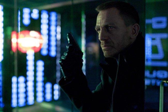 Skyfall James Bond segunda imagen oficial
