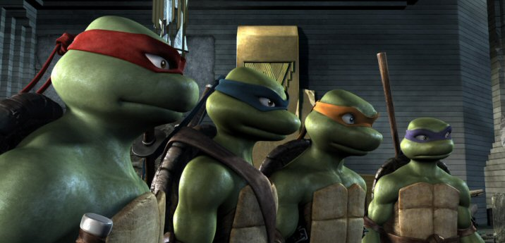 TMNT Teenage Mutant Ninja Turtles