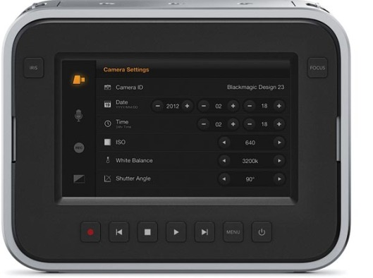 Blackmagic Cinema 02