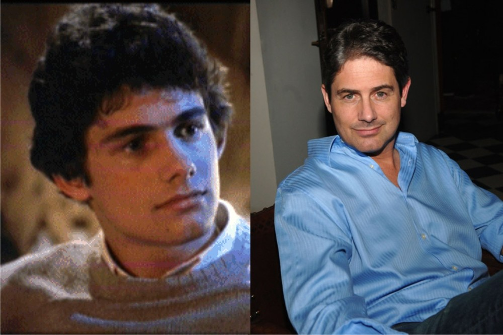 Zach Galligan antes y después
