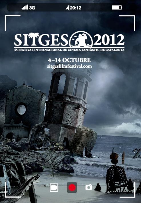 Cartel Sitges 2012