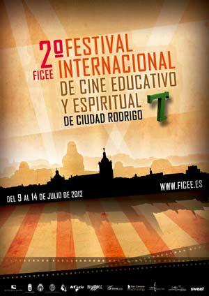 Cartel FICEE 2012 Ciudad Rodrigo