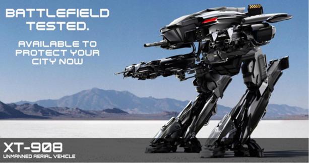 Robocop XT908