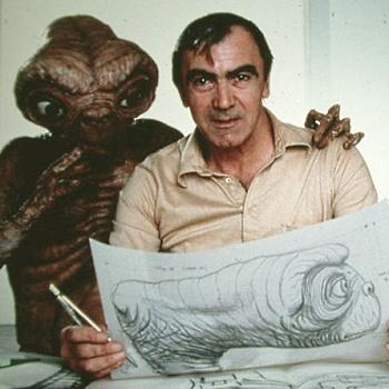 Carlo Rambaldi y ET