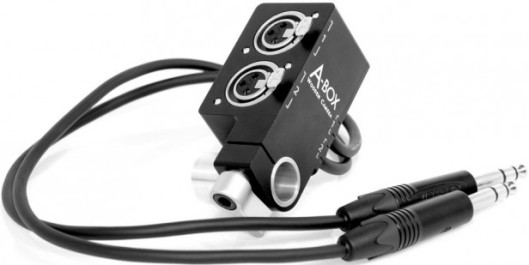BlackMagic Adaptador JACK-XLR de WoodenCamera