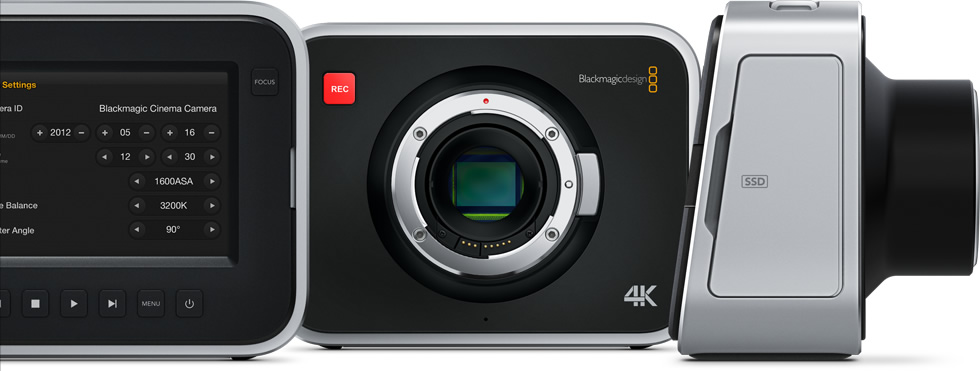 BlackMagic Production Camera01