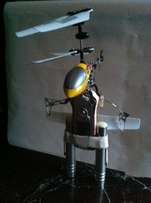 Robot Oscar 01
