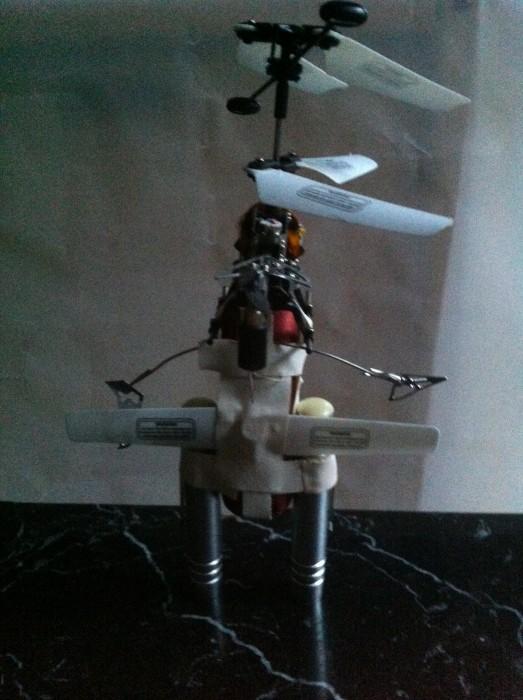 Robot Oscar 03