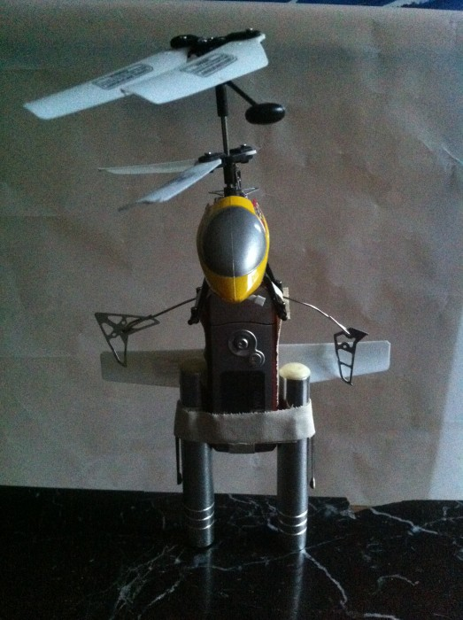 Robot Oscar 04
